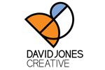 David jones creative logo